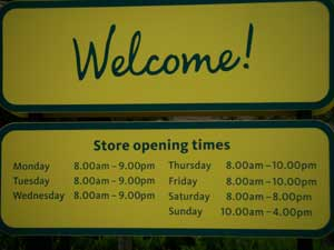 Morrisons Reigate Opening Times
